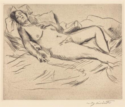 Sleeping Woman (Schlafende)