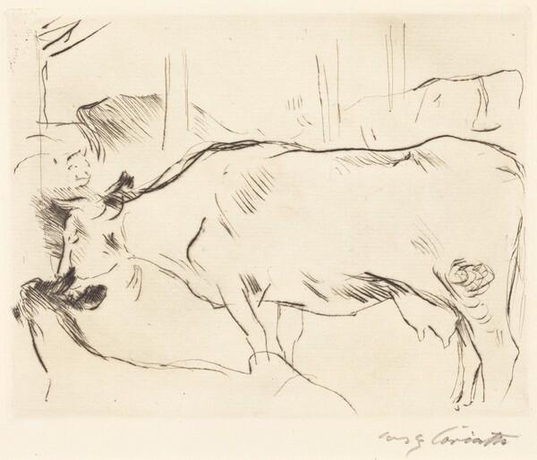 Kuhstall II (Cow Barn II)