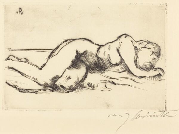 Weiblicher Akt (Female Nude)