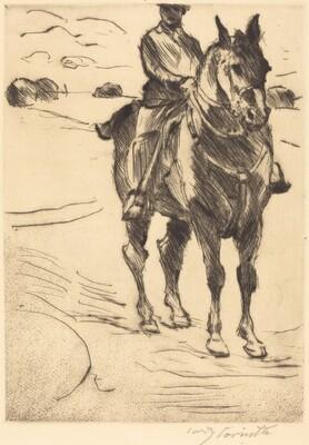 Horseman - II (Reiter II)
