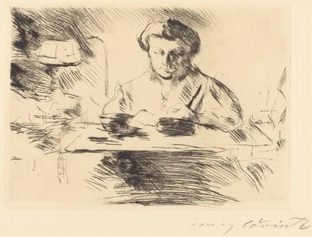 Wife of the Artist (Die Gattin)