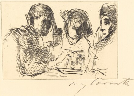 Chess Players (Schachspiel)