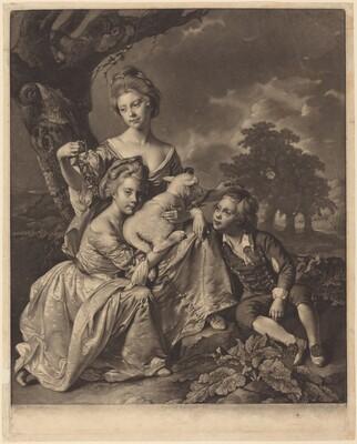 The Wright Family (The Bradshaw Children)