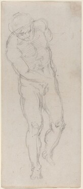 Male Nude [recto]