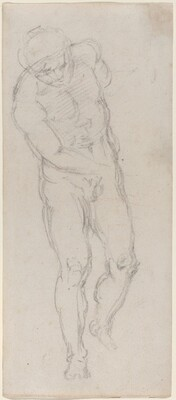 Male Nude [recto]