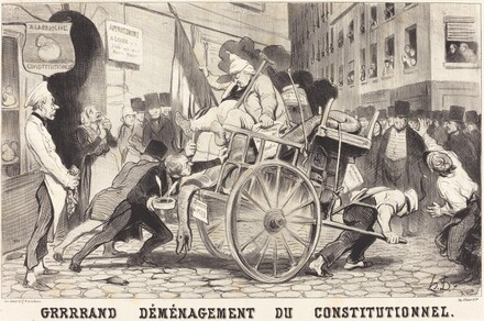 Grrrrand Déménagement du Constitutionnel