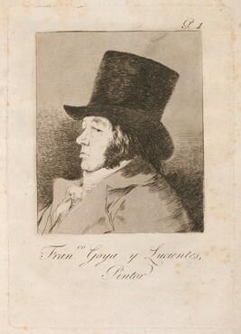 Francesco Goya y Lucientes, Pintor