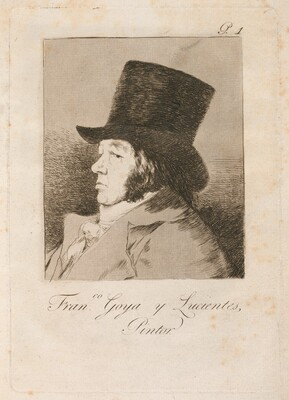 Francesco Goya y Lucientes, Pintor (Francesco Goya y Lucientes, Painter)