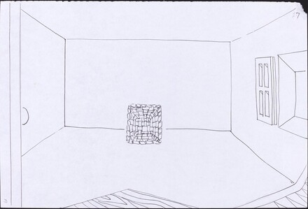 Basket, Table, Door, Window, Mirror, Rug #21