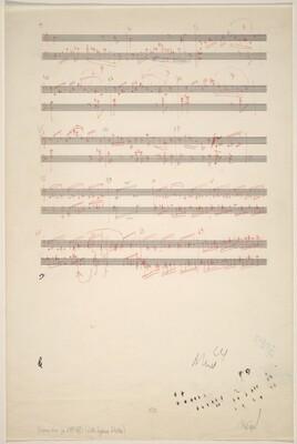 Bassoon Chart for HPSCHD (with Lejaren Hiller)