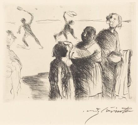 The Banquet of Trimalchio: pl.II