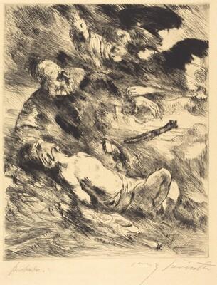 The Sacrifice of Isaac (Die Opferung Isaacs)