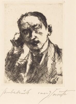 Karl Schwarz (Bildnis K.S.)