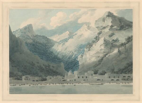 Cetara on the Gulf of Salerno