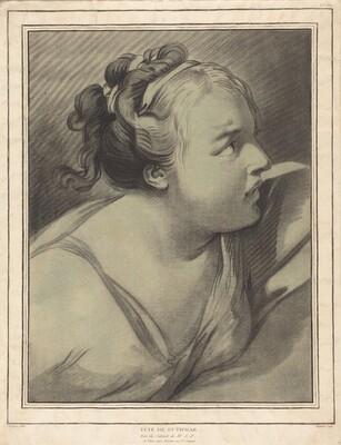 Tête de Putiphar (Potiphar's Wife)