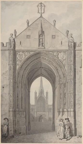 The Erpingham Gate, Norwich