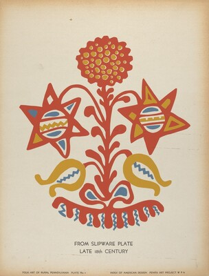 Plate 11: From the Portfolio Folk Art of Rural Pennsylvania