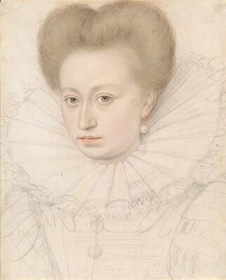 Portrait of a Noblewoman (Madame de Pellegars?)