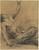 Seated Satyr Leaning Backward [recto]