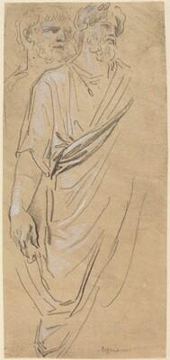 Studies of a Classical Figure