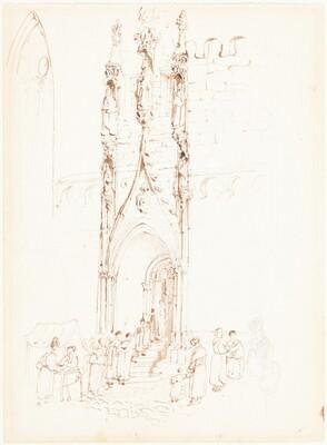 A Gothic Arch