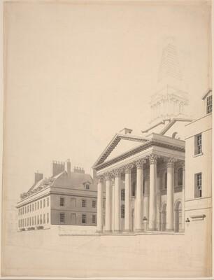 St. George's, Bloomsbury