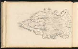 Study of a Decorative Ornament