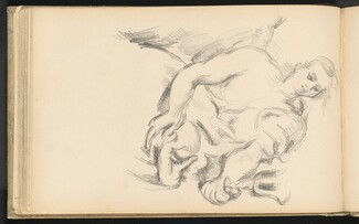Study of an Angel in Rubens'