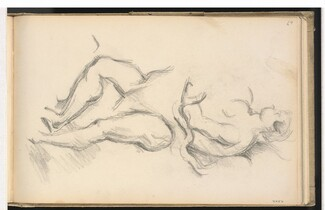 Study of the Allegorical Figure of the Genius of Health from Rubens'