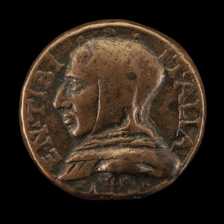 Girolamo Savonarola, 1452-1498, Dominican Preacher [obverse]