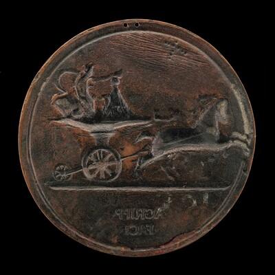 A Triumph, with Venice Crowning Leonardo Loredano as Doge