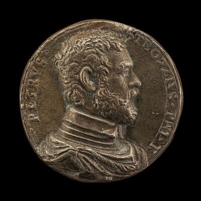 Pietro Strozzi, 1510-1588, Marshall of France 1554 [obverse]