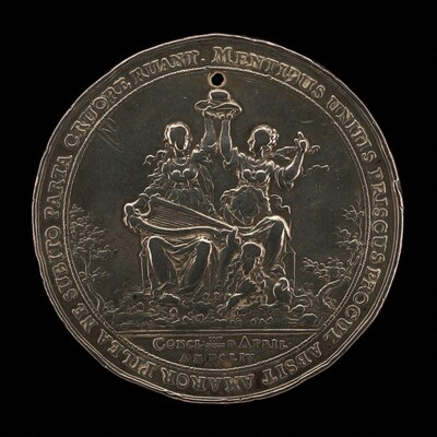 Peace with Holland [obverse]