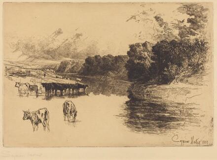 A Lancashire River