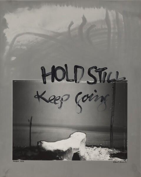 Hold Still--Keep Going