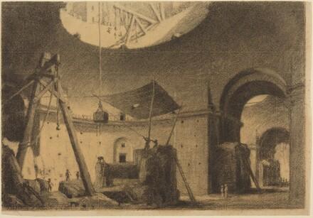 Repairing a Dome