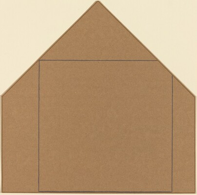 A Square in and out of a Polygon