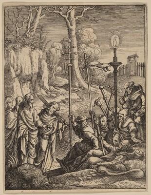 Jesus Confronting His Detractors