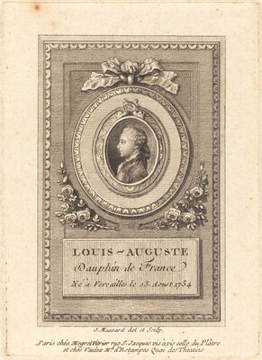 Louis-Auguste, Dauphin of France