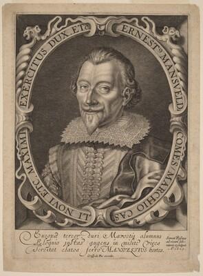 Count Ernest Mansfeld