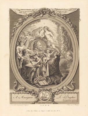 Allegory in Honor of Henri IV