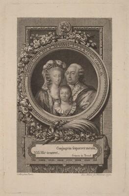 Louis XVI, Marie-Antoinette, and Louis-Charles