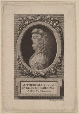 Marie-Thérèse, Holy Roman Empress