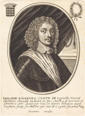 Philippe Emmanuel, Count of Ligneville