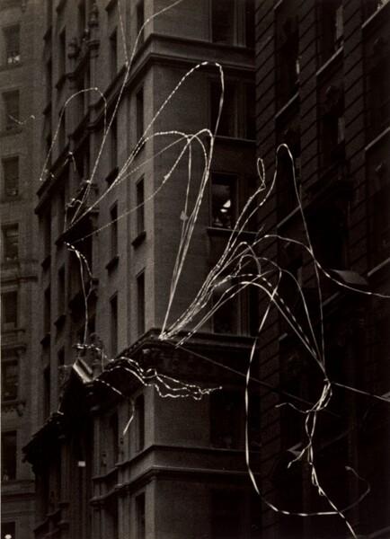 Tickertape/New York City