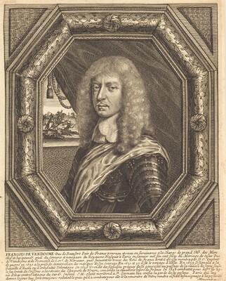 François de Vendôme, Duke of Beaufort