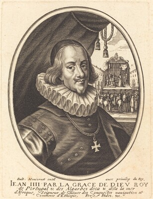 Jean IV, Duke of Bragance