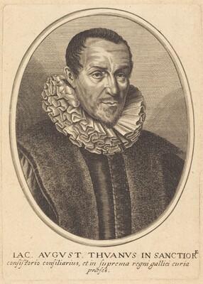 Jacques-Auguste de Thou