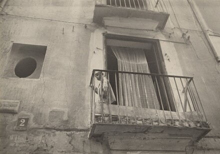 Balcony/Valencia