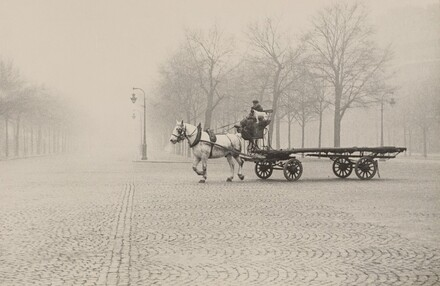 Horse and Cart/Paris